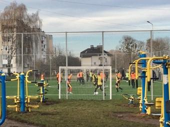 У Володимирі депутати підтримали ідею створення ще одного спортивного майданчика біля парку на Риловиці