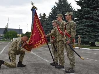 Командир 14 бригади, що дислокується у Володимирі, йде з посади