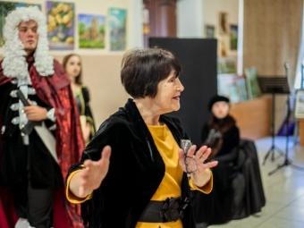 У Володимирі відкрили збірну виставку картин, присвячену Дню художника