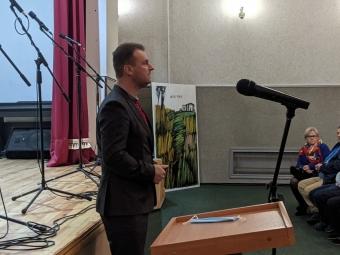Міський голова Ігор Пальонка зустрівся з військовослужбовцями та ветеранами