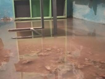 У Володимирі затопило підвал ГО «Маяк»