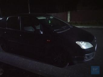 У Володимирі поліція зупинила водія, який злісно порував правила дорожнього руху