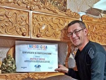 Анатолій Бойко отримав найвищу громадську відзнаку – орден «Патріот України»