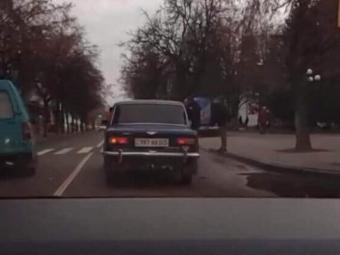 У Володимирі-Волинському сталася ДТП: зіткнулися дві автівки