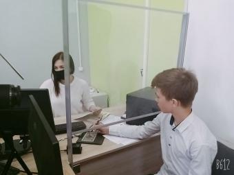 У ЦНАПі Володимира-Волинського 195 дітей отримали паспорт