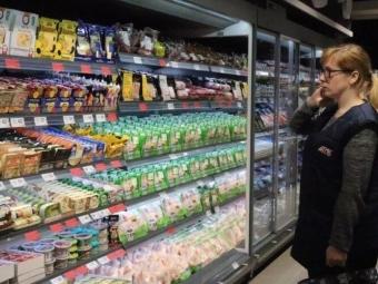 Чиновники проінспектували 7 володимирських супермаркетів та ринок