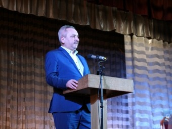 Головою Володимир-Волинської районної ради став Віктор Хиць