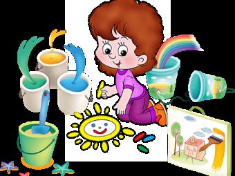 Поліція Володимира оголосила конкурс дитячого малюнка «Моє щасливе дитинство»