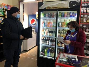 Рятувальники перевірили місця продажу піротехніки у Володимирі та нагадали правила безпеки