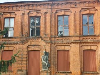 Ті самі граблі, або Чому так трапляється з пам'ятками архітектури?