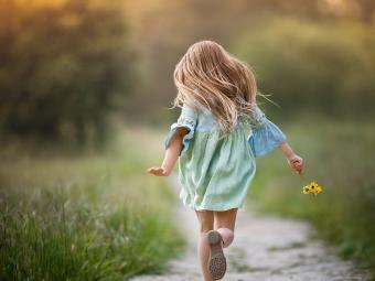 На Любомльщині шукали 8-річну дівчинку