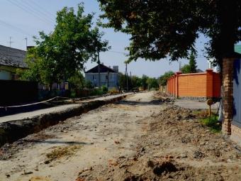 З держбюджету на ремонт вулиці Павлова додатково надійде 4 мільйони гривень