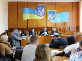 Прийняли бюджет Володимир-Волинського району