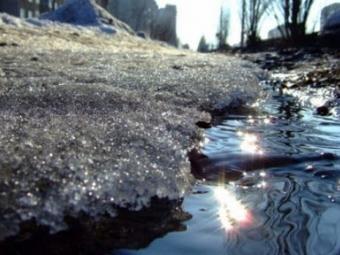 В Україну прийде потепління