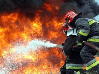 На Волині приборкали чотири пожежі