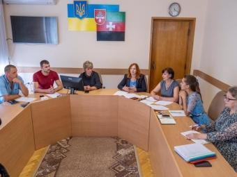 Обрали новий склад громадської ради при виконкомі Нововолинська