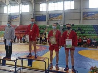 Волинські рятувальники посіли призове місце на чемпіонаті ДСНС України з самбо
