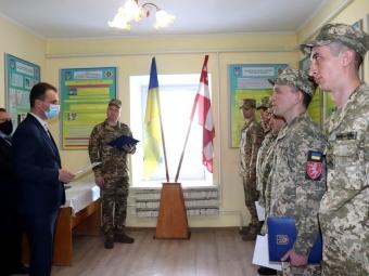 У Володимирі відбулись урочистості з нагоди 19-річчя Військової служби правопорядку