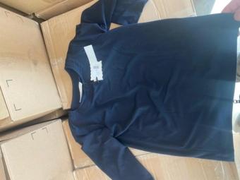 На «Ягодині» виявили контрабанду брендового одягу на майже 20 мільйонів гривень