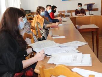 У Володимирі засідала комісія по наданню державних соціальних допомог