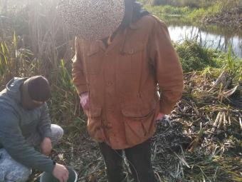 У Володимир-Волинському районі небайдужі «здали» рибного браконьєра
