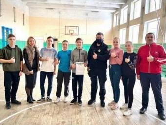Учні шкіл Зимнівської ТГ можуть стати «помічником шерифа»