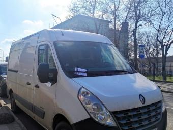 Муніципальна варта Володимира розпочала боротьбу з порушниками паркування