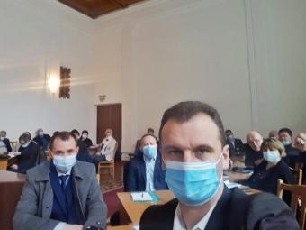 Область підтримала Володимир-Волинське ТМО на шляху до опорного статусу