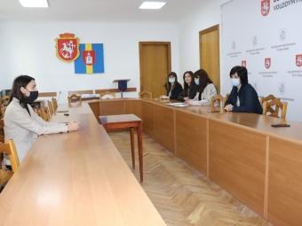 Депутатки Володимира-Волинського об'єднуються у міжфракційну групу «Рівні можливості»