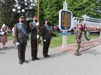 У Володимирі вшанували пам'ять загиблих під час АТО/ООС