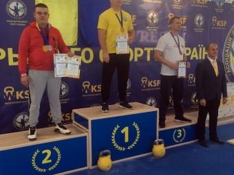 «Золото»  та «срібло» поповнили скарбничку медалей волинського прикордонника