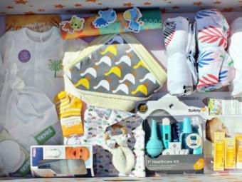 В Україні відновили видачу «пакунку малюка»