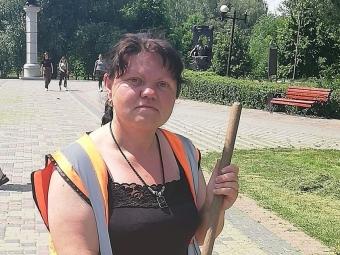 Комунальне підприємство у Володимирі розповідає про тих, хто тримає в чистоті вулиці міста