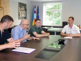 У міській раді Володимира обговорили майбутні роботи на валах Городища