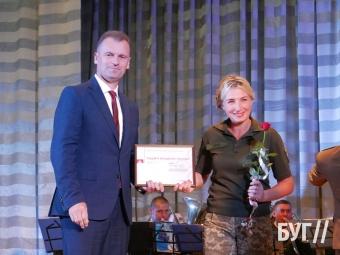 У Володимирі провели концерт до 30-річчя Незалежності України