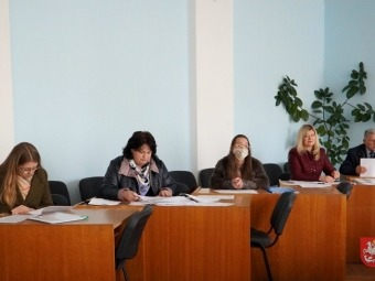 У Володимирі тривають засідання робочої групи з питань формування місцевого бюджету