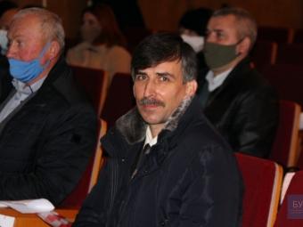 Обрали заступника голови Володимир-Волинської районної ради