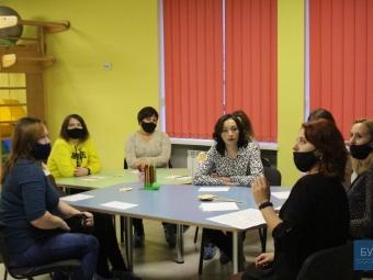 В ІРЦ Володимира-Волинського провели тренінг для мам особливих дітей