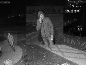 В парку на Риловиці у Володимирі молодики понищили освітлення