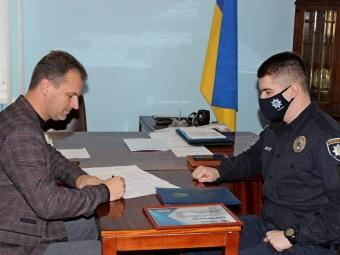 Меморандум про співпрацю та партнерство в рамках проєкту «Поліцейський офіцер громади» підписали у Володимирі