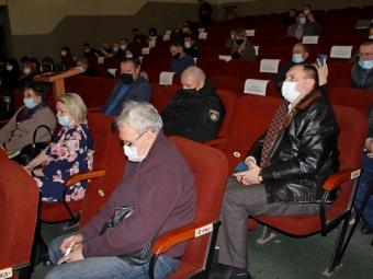 Відбулась третя позачергова сесія Володимир-Волинської міської ради