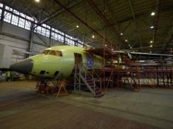 Компанія «Антонов» вперше за роки незалежності отримала замовлення від держави