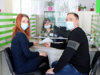 У Володимир-Волинському ЦНАПі користуються єМалятком