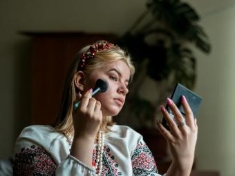 Студенти Володимирського педколеджу організували творчий проєкт до Дня народження Лесі Українки