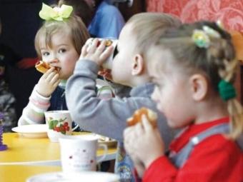 У школах та садочках Володимира змінили плату за харчування