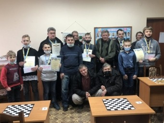 У Володимирі відбувся шаховий турнір пам'яті Володимира Олександровича Віжанського