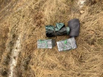 У Володимир-Волинському районі виявили контрабандні цигарки