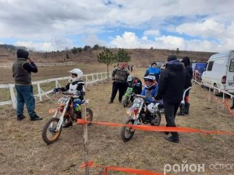 Мешканець Володимира став переможцем змагань з мотокросу