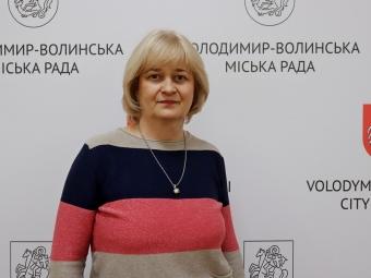 У Володимирі у конкурсі на посаду начальника управління соціальної політики перемогла Наталія Голюк