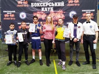 На Чемпіонаті України з боксу володимирські бокрери здобули перемогу